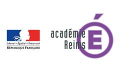 Logo Académie de Reims