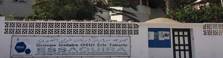 Groupe scolaire OSUI Eric Tabarly d'Essaouira