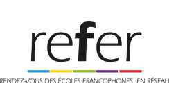 Refer logo