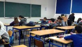 Tutorat interclasses au Lycée français d'Agadir