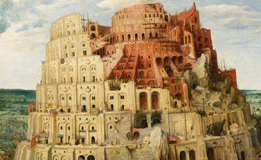 Pieter Bruegel l'Ancien - La Tour de Babel (1563), Kunsthistorisches Museum, Vienne, Google Art Project