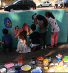 Projet artistique au Lycée franco-libanais Verdun 2016