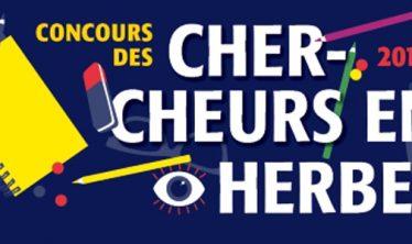 Affiche Chercheurs en herbe 2016