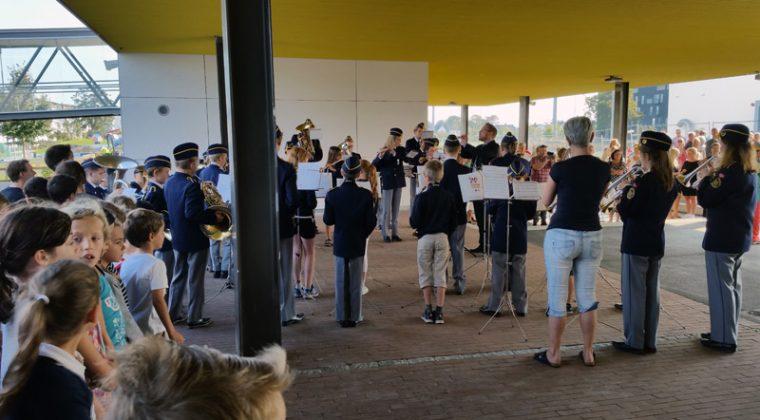 Lycée français de Stavanger – Eiganes Skole, inauguration