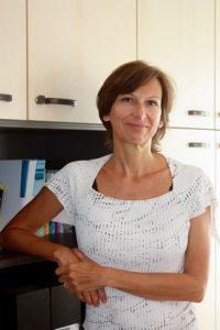 Corinne Bajon, chargée des actions éducatives