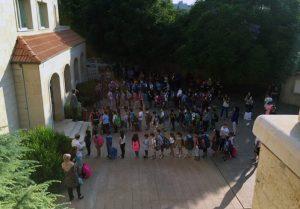 La rentrée au Lycée français international Elite de Tyr (Liban)