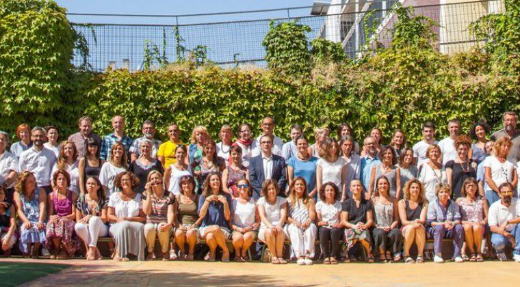La rentrée des équipes au Lycée Molière de Villanueva de la Cañada (Espagne)©mlfmonde/Lycée Molière de Villanueva de la Cañada/DR