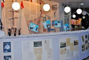 Exposition Charcot (2016) El Jadida