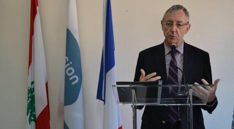 Jean-Christophe Deberre, directeur général de la Mlf
