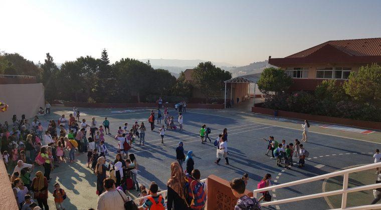 Rentrée 2016 au lycée franco-libanais Habbouche Nabatieh