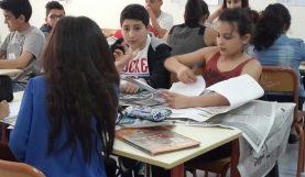 semaine de la presse, Tanger, 2015