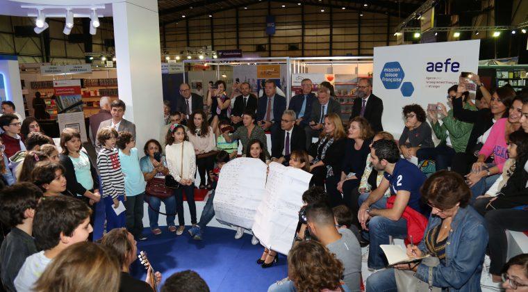 Salon du livre francophone de Beyrouth 2016