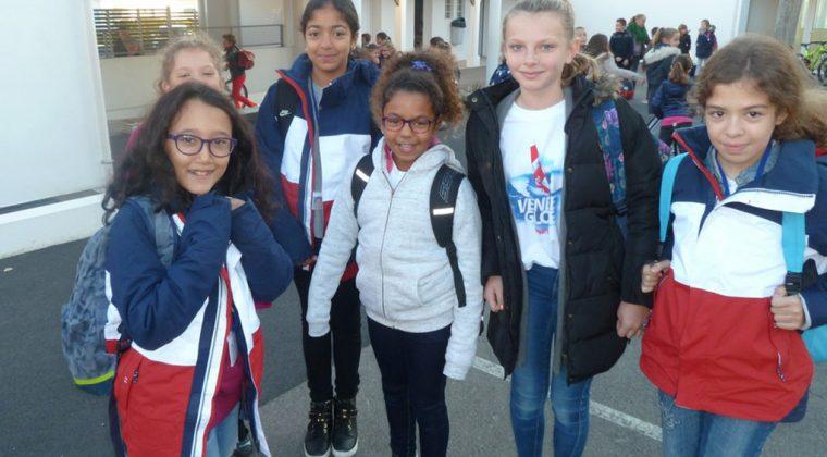 Vendée Globe Trotteurs (Ecole André Malraux OSUI) 2016