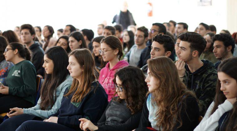 Campagne contre le harcèlement au lycée Lamartine de Tripoli (Liban) 2016-2017