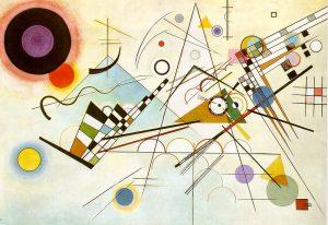CompositionVIII, Vassily Kandinsky, 1923