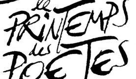 Logo du printemps des poètes 2017
