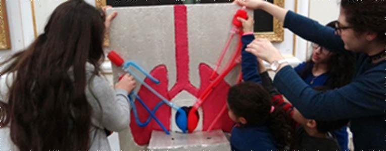 semaine de la science - lycée français al khobar