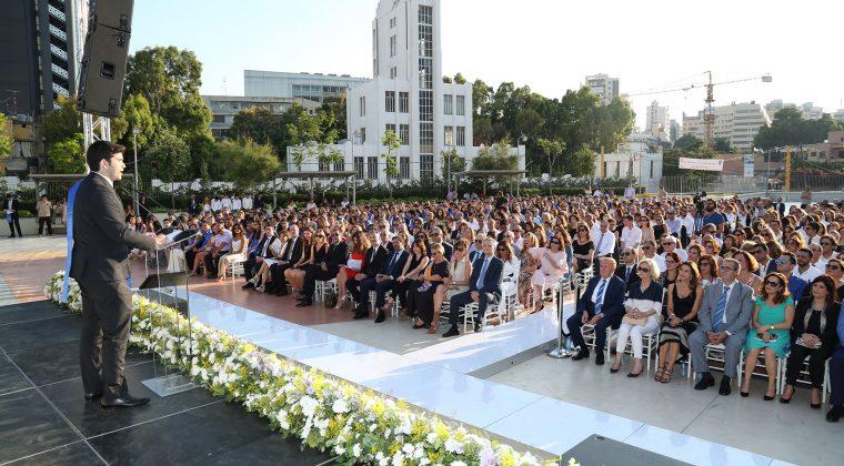 cérémonie de remise des diplômes promo 2017-GLFL juin 2017