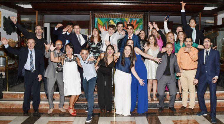 Remise du diplôme Bachibac au lycée Jules Verne Mlf de Tenerife, le 19 mai 2017