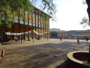 La Grande lessive, Addis Abeba, octobre 2016