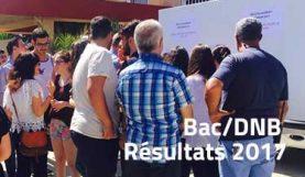Résultats examens 2017