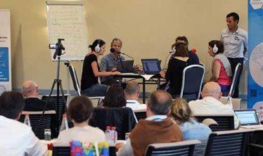 Master class webradio au séminaire des écoles d'entreprise 2017