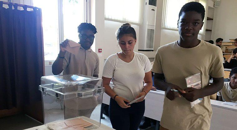 Elections des délégués, Abidjan, octobre 2017