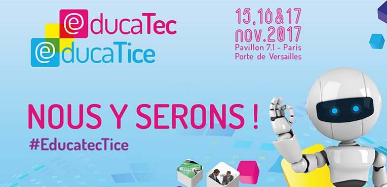 Salon Educatec Educatice 2017
