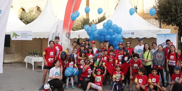 Marathon de Beyrouth- 12 nov 2017