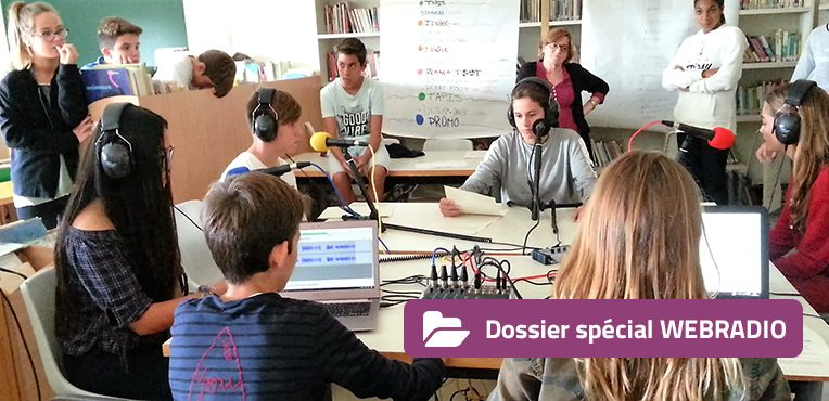 Dossier spécial Webradio