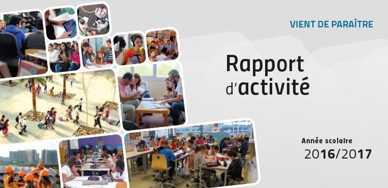 Parution du rapport d'activité mlfmonde 2016-2017