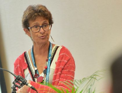Clotilde Chauvin, séminaire des écoles d'entreprises, juillet 2018