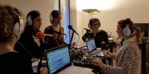 webradio du siège Mlf/OSUI