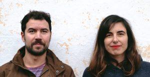 Sébastien Gavignet et Anna Lisa