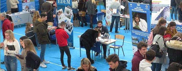 Salon des études supérieures, Lycée français Mlf-Alicante, 18 janvier 2019