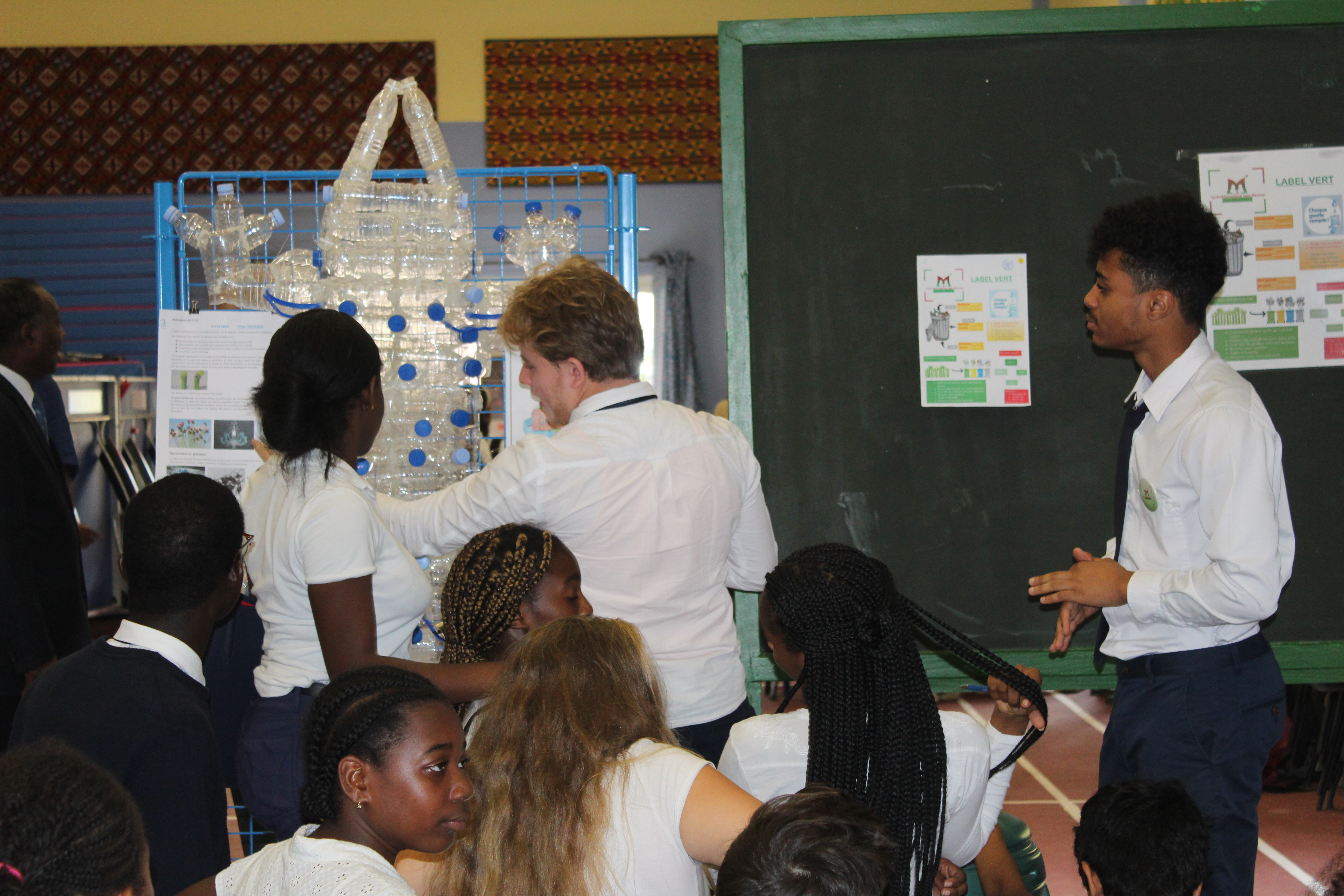 Fête de la science Lycée International Jean Mermoz