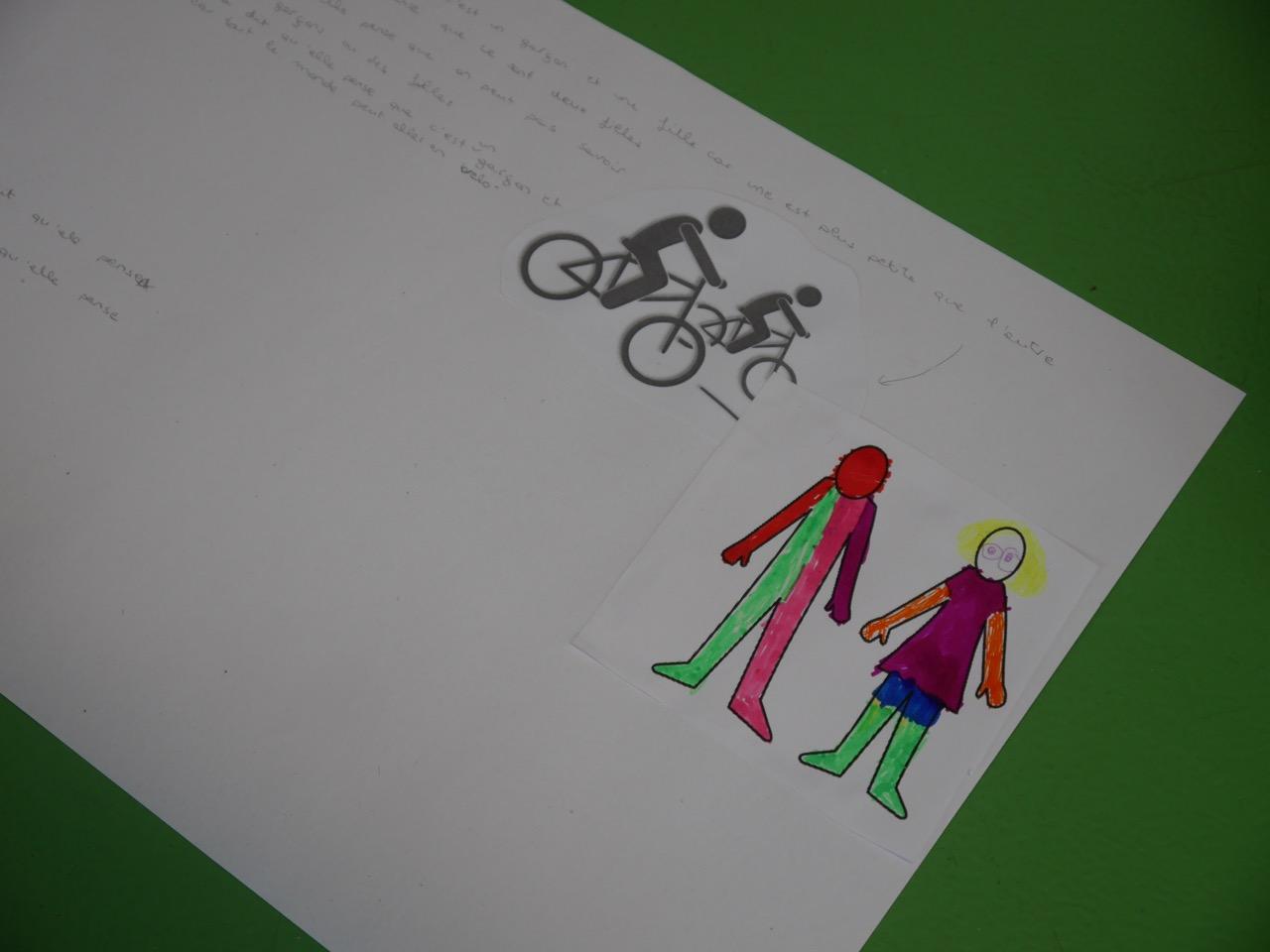 La semaine des droits des femmes au Lycée français international Molière de Madrid (Villanueva de la Cañada)