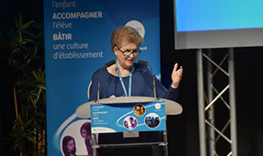 Claire Brisset, congrès Mlf 2019