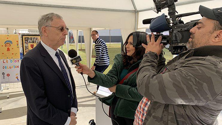 Jean-Christophe Deberre, directeur général Mlf/OSUI