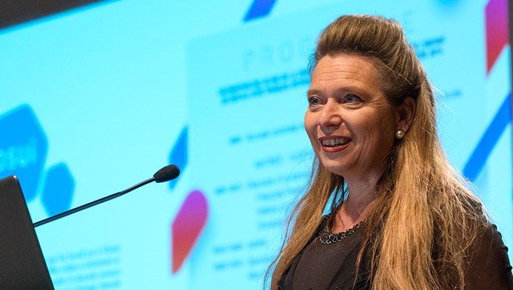 Sophie Churlet, proviseure du LFI Malraux – Rabat