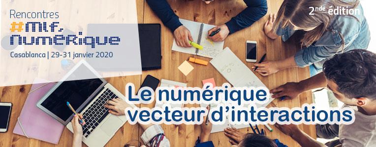 rencontres numérique des établissements du réseau mlfmonde