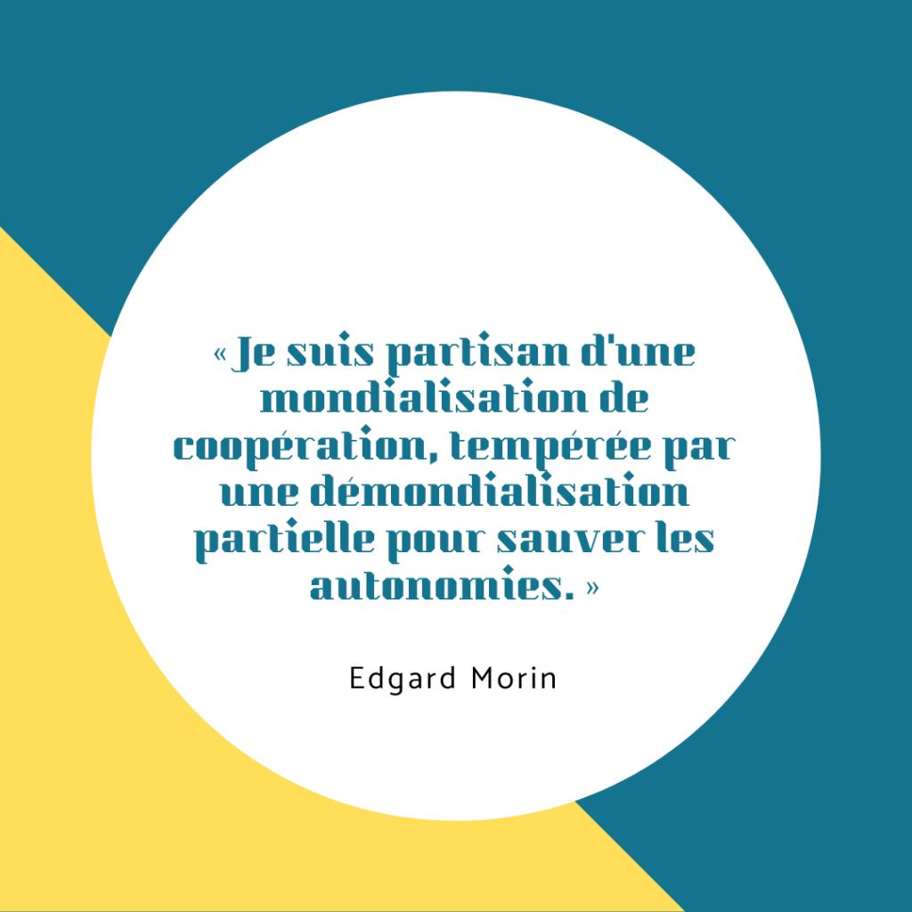 Edgar Morin - conférence covid 19 - Mission laïque française